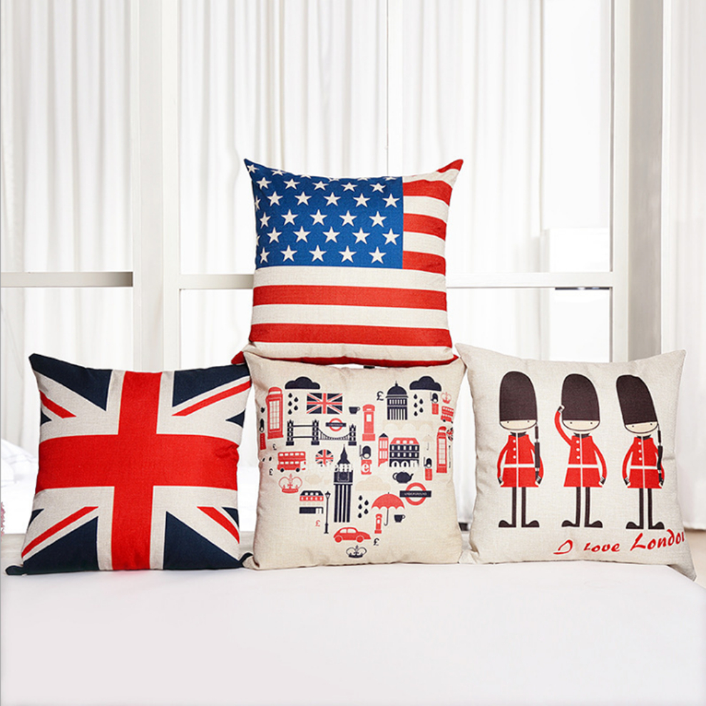 British-font-b-American-b-font-font-b-flag-b-font-pillow-retro-minimalist-literary-fashion